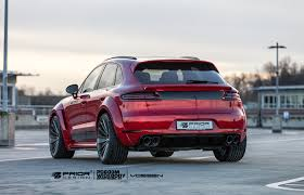 widebody porsche panamera how about a wide body porsche macan by prior design automotorblog