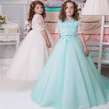 graduation dresses for kids lace flower girl dresses graduation dresses 2017 kids tulle