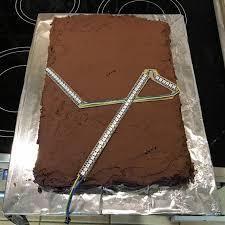 starwars cakes wars birthday cake with illuminated lightsabers geekologie