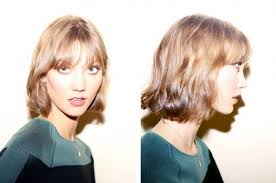 more pics of karlie kloss bob 18 of 18 short hairstyles karlie kloss chops a bunch of her hair off calls new do the karlie