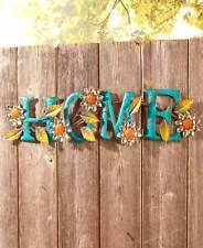 metal home decorating accents smeared metal wall decor in brown
