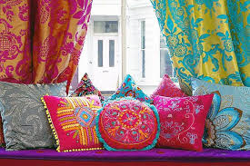 colorful bedroom curtains 11 ways to turn your home into a moroccan oasis moroccan oasis