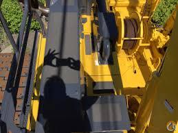 2016 kobelco ck1600g crane for sale or rent in oakville ontario on
