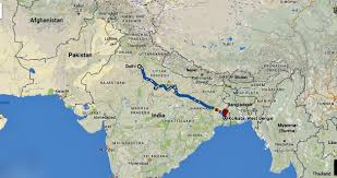 Map My Route by I Will Be Cycling From Delhi To Kolkata This December