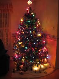 vintage christmas tree lights c7 bulbs on tree google search christmas pinterest