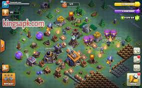 game mod coc apk terbaru download clash of null s builderbase coc apk mod gems gold