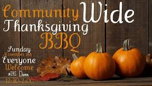 community wide thanksgiving bbq planned italy neotribune