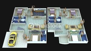 2bhk House Design Plans 3d Interior Design For 2bhk Houses Stock Photo Thinkstock