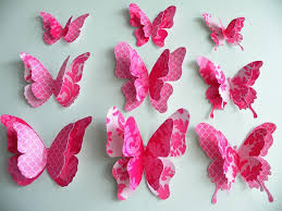 beautiful butterfly wall decor ideas home designs insight