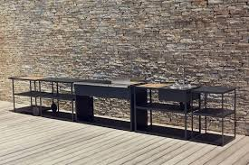 Outdoor Kitchens By Design Outdoor Kitchen Open By Boffi Design Piero Lissoni Products