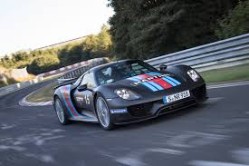 Porsche 911 Spyder - 5 cars faster and slower than the 2018 porsche 911 gt3 at the