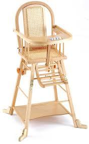 chaise bebe en bois chaise bebe bois ouistitipop