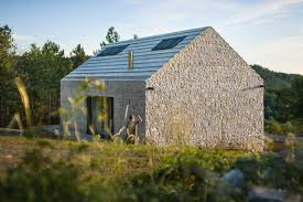 Compact House by Compact Karst House Architecture Domus