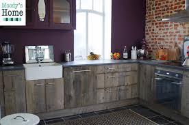 meuble cuisine ancien un m lange ancien et moderne pour une cuisine au top i details