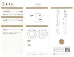 diamond clarity chart scale 1 88 carat art deco vintage diamond ring gia l si2