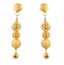 3 gram gold earrings 9 best 4 gram gold earrings designs for 2018 india styles at