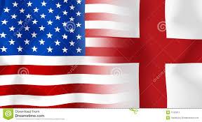 Englands Flag Usa England Flag Stock Illustration Image Of Wave Symbol 7142911