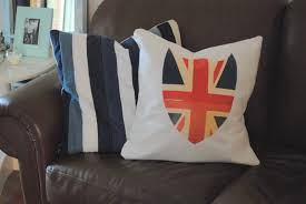 Union Jack Home Decor Rustic Maple May 2011