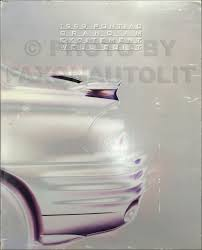 1999 pontiac grand am olds alero repair shop manual original 2