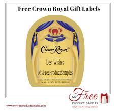 Crown Royal Gift Set Free Samples Myfreeproductsamples Com