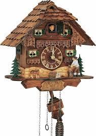 Modern Coo Coo Clock Anton Schneider Cuckoo Clocks