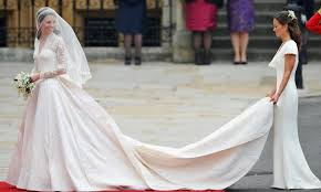 wedding dress kate middleton kate middleton s wedding dress maker talks creating the gown