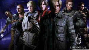 resident evil the final chapter 2017 wallpapers resident evil 6 characters hd desktop wallpaper high definition