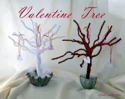 valentine pipe cleaner tree rachel teodoro