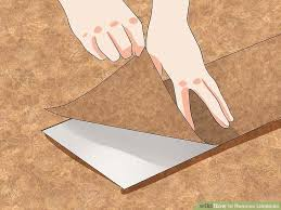 How To Remove Hair From Bathroom Floor How To Remove Linoleum 13 Steps With Pictures Wikihow