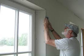 How To Trim Windows Interior Trimming Windows In A Deep Wall Jlc Online Windows Insulation
