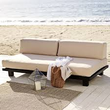 Outdoor Sofa Bed Tillary Outdoor Sofa West Elm