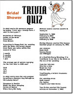 bridal shower question activities for a bridal shower the wedding specialiststhe