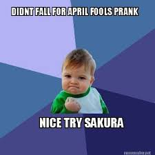 April Fools Day Meme - april fool s day meme collection of funny and beautiful memes of