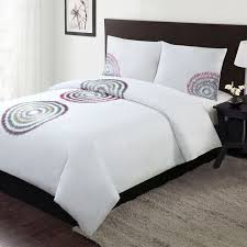 Perry Ellis Asian Lilly 3 Piece Mini Duvet Cover Set 55 Best Duvet Covers King Images On Pinterest
