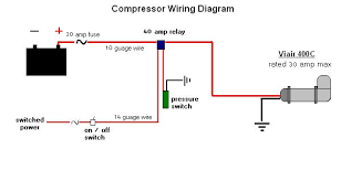 28 viair pressure switch wiring diagram viair pressure