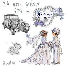 25 ans de mariage 05 juillet bon anniversaire 25 ans de mariage