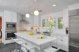 kitchen cabinets with white quartz countertops 20 white quartz countertops inspire your kitchen renovation