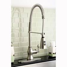 industrial faucet kitchen american kitchens design with satin nickel industrial faucet base