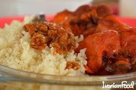 cuisines ivoiriennes magazine gastronomie et identité la cuisine ivoirienne manger