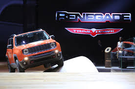 jeep renegade interior 2016 the 5 most interesting things about the jeep renegade jeep