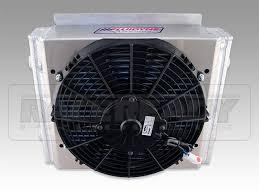 oil cooler with fan race ready fluidyne enduro shrouded oil cooler