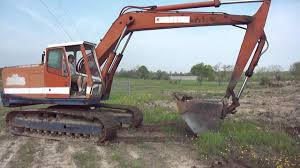 c 266 koehring bantam excavator for sale hurleys equipment youtube
