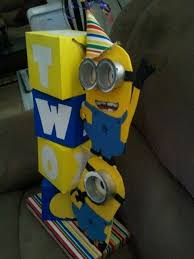 minion centerpieces best 25 minion centerpieces ideas on minion party