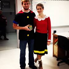 Popeye Olive Oyl Halloween Costumes 104 Costumes Images Costumes Halloween