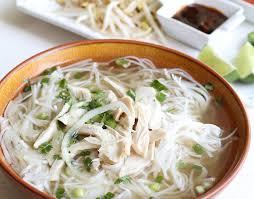 pho cuisine howe we live traditional pho ga chicken noodle soup