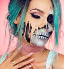 halloween makeup what u0027s on trend for 2016