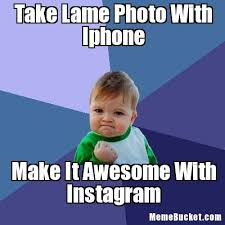 How To Create A Meme On Iphone - take lame photo with iphone create your own meme
