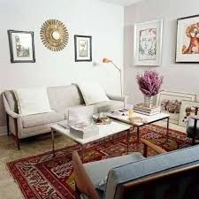 Aztec Area Rug Living Room Decorating Ideas For Apartments With Wall Arts And