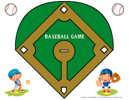 diamond clipart baseball diamond baseball game clipart wikiclipart