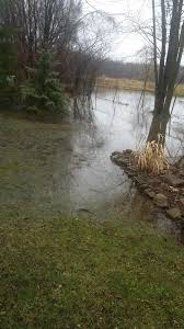 got a chronically wet yard dig a drainage trench silive com